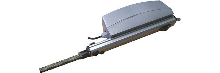 Mécanisme pour automatiser sorties de fumées MT80